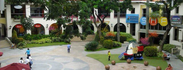 Alabang Town Center is one of All-time favorites in Philippines.