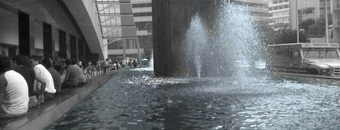 Centro Internacional de Exposiciones y Convenciones WTC is one of Colonia Nápoles (Mexico City) Best Spots.