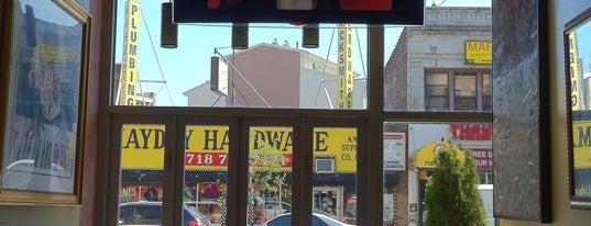 Cafe Shane on Washington is one of New Hood.