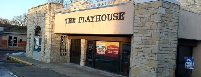 Des Moines Playhouse is one of frequent flyers :).