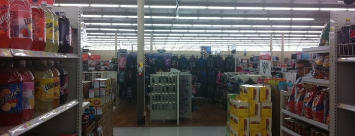 Walmart is one of Huntsville | AL.