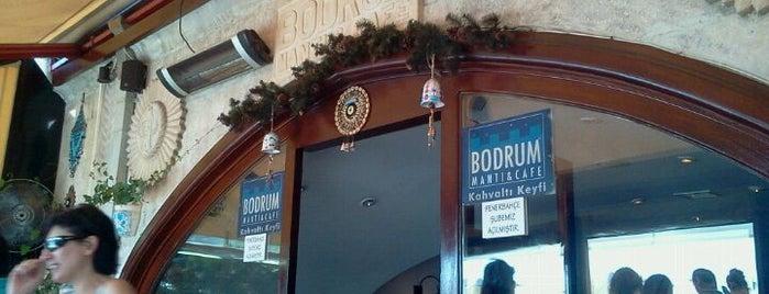 Bodrum Mantı & Cafe is one of Guardian Arka Sokak Lezzetleri.