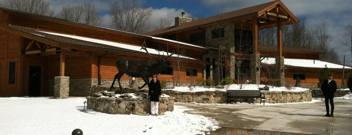Elk Country Visitor Center is one of Our Partners.