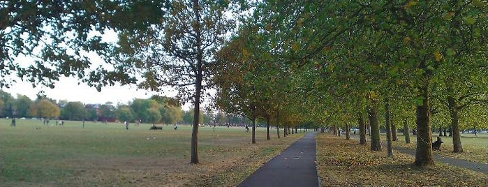 Clapham Common is one of London as a local.