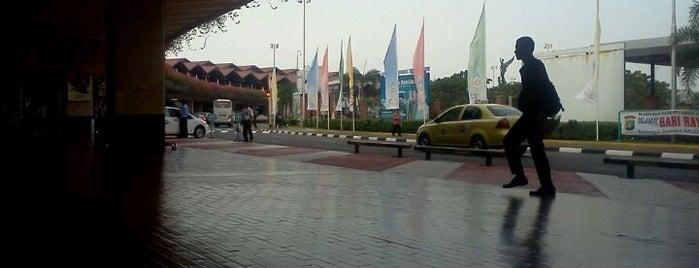 Terminal 2D is one of Soekarno Hatta International Airport (CGK).
