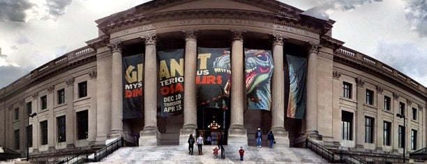 The Franklin Institute is one of Attractions to Visit.
