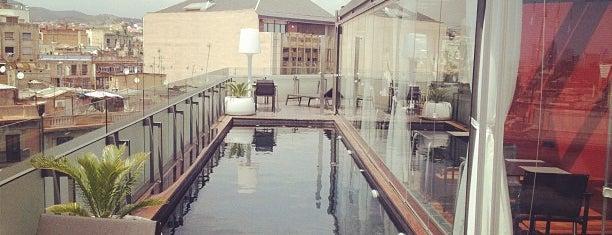 Hotel Cram is one of Unsere TOP Empfehlungen für Barcelona.