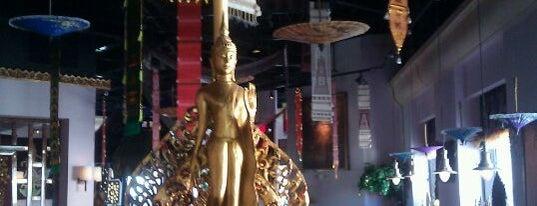Thai Thani Restaurant is one of Restaurants.