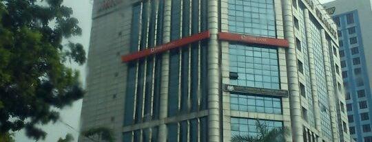 Bangunan UMNO Selangor is one of owning..haha.