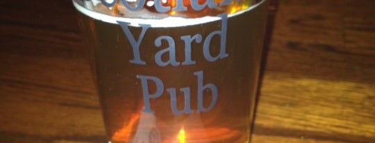 Scotland Yard Pub is one of Eat Rochester.