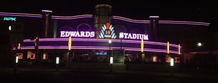 Edwards West Oaks Mall 14 & RPX is one of The 15 Best Movie Theaters in Houston.