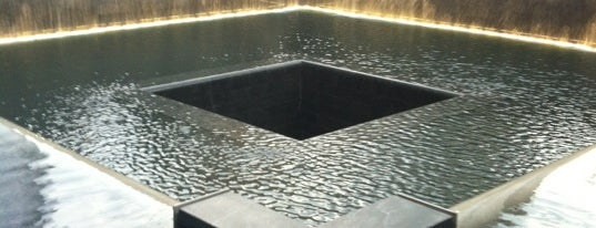 National September 11 Memorial & Museum is one of Dream Destinations.
