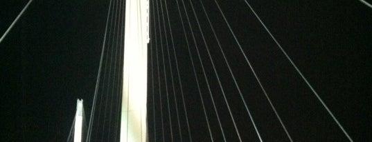 Bob Kerrey Pedestrian Bridge is one of Best Places to go in Omaha.