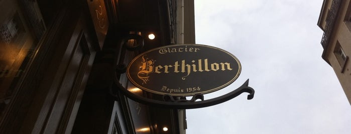Berthillon is one of Douceurs de Paris.