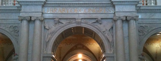 Library of Congress is one of Best Places to Check out in United States Pt 5.