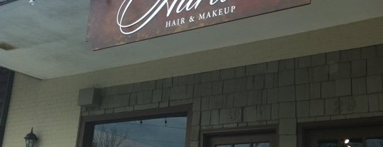 aura hair and make-up is one of Members of the Roswell BA.