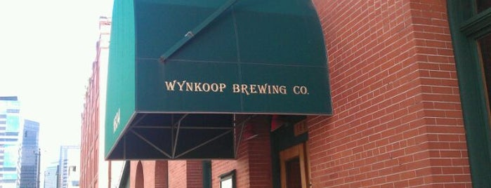 Wynkoop Brewing Co. is one of Colorado Microbreweries.