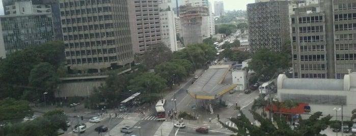 Avenida Cidade Jardim is one of Principais Avenidas de São Paulo.