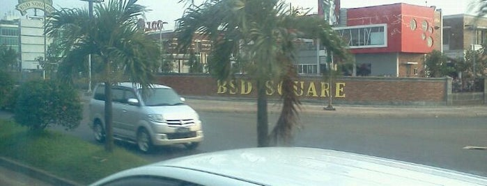 BSD Square is one of Food Channel - BSD City.