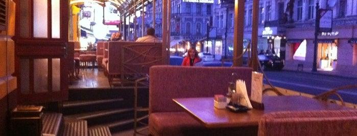Shooters Café is one of Cafe Kyiv (Kiev, Ukraine).