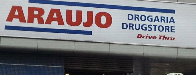Drogaria Araujo is one of Stores.