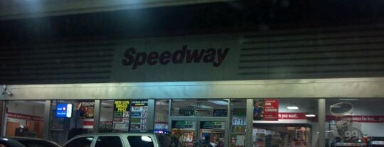 Speedway is one of favorites.