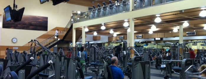 24 Hour Fitness is one of South Bay.