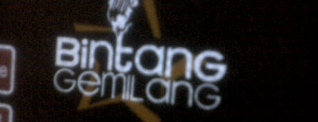 Bintang Gemilang Karaoke is one of 4SQ badges.