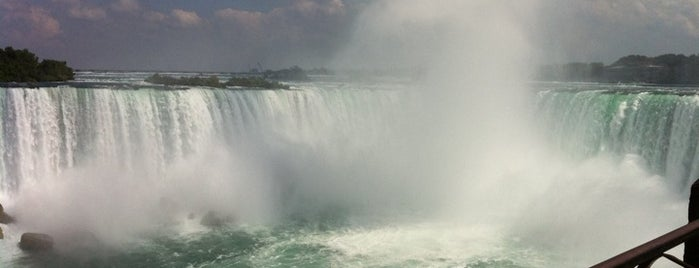 Niagara Falls (Canadian Side) is one of Favorite Great Outdoors.