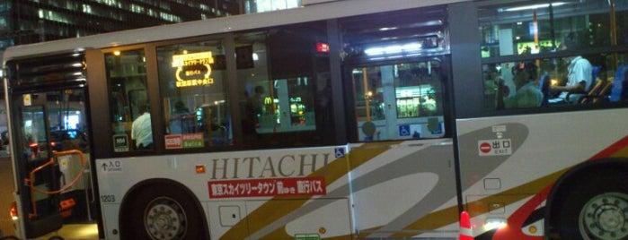 秋葉原駅前 バスターミナル is one of 秋葉原エリア.