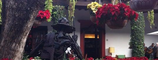 San Angel Inn is one of O que Fazer na Cd. do México.