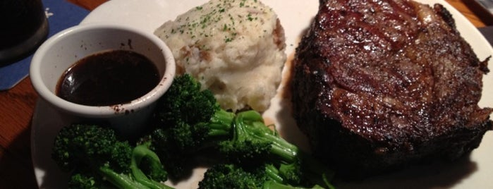 Outback Steakhouse is one of Princess' Tampa Hot Spots!.