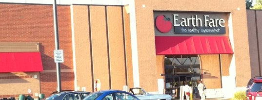 Earth Fare is one of Top 10 favorites places in Fairlawn, OH.