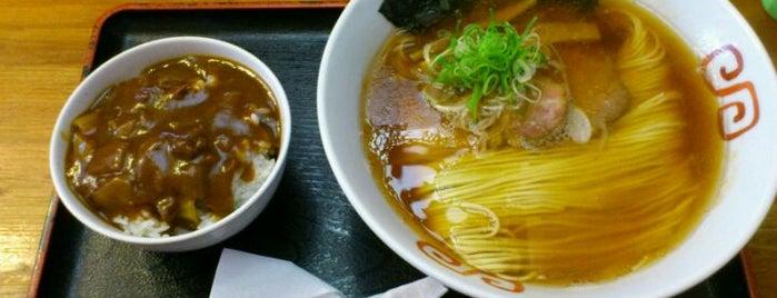 麺や食堂 is one of 美味しいもの.