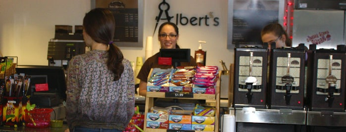 Albert's is one of Retail & Campus Markets.