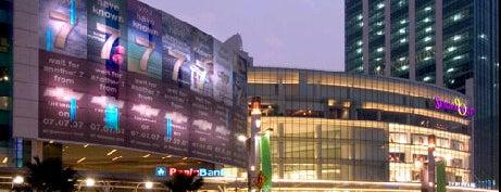 Senayan City is one of Enjoy Jakarta 2012 #4sqCities.