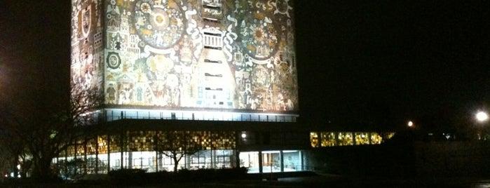 Universidad Nacional Autonoma de Mexico is one of Ciudad de México, Mexico City on #4sqCities.