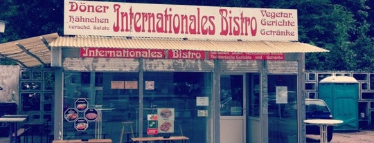 International Bistro is one of My Berlin.