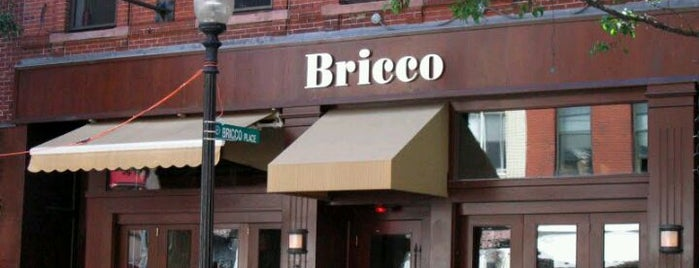 Bricco is one of Food Paradise.