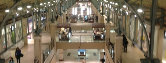 Newport Centre is one of Shopping for NYC dwellers--in NJ!.