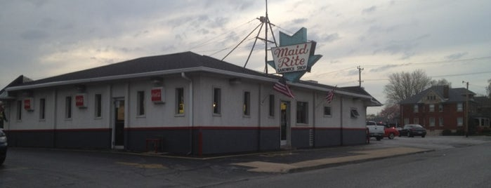 Maid-Rite is one of Maid-Rite Locations.
