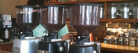 Verve Coffee Roasters is one of California 2012.