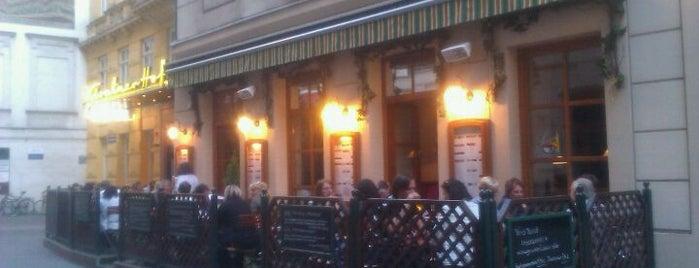 Palatschinkenpfandl is one of Food @Vienna.