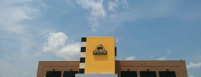 Buffalo Wild Wings is one of Recycle Hotspots.