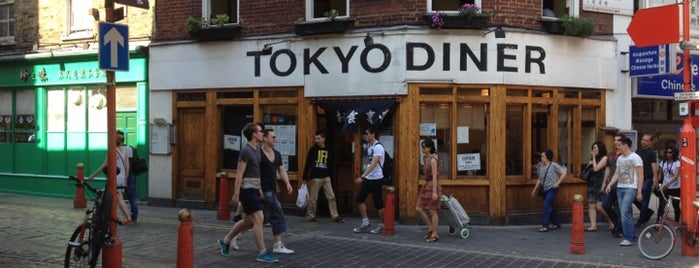 Tokyo Diner is one of London.