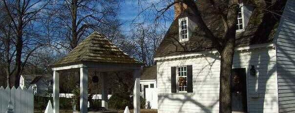 Colonial Williamsburg Regional Visitor Center is one of Gary's List.