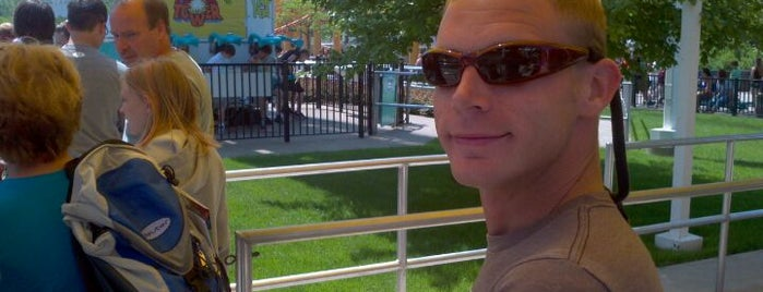 Cedar Point is one of Gary's List.