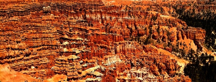 Bryce Canyon National Park is one of U.S. National Parks.