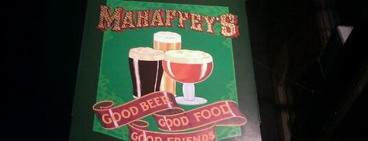 Mahaffey's Pub is one of Baltimore's Best Pubs - 2012.