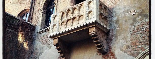 Casa di Giulietta is one of Italis.